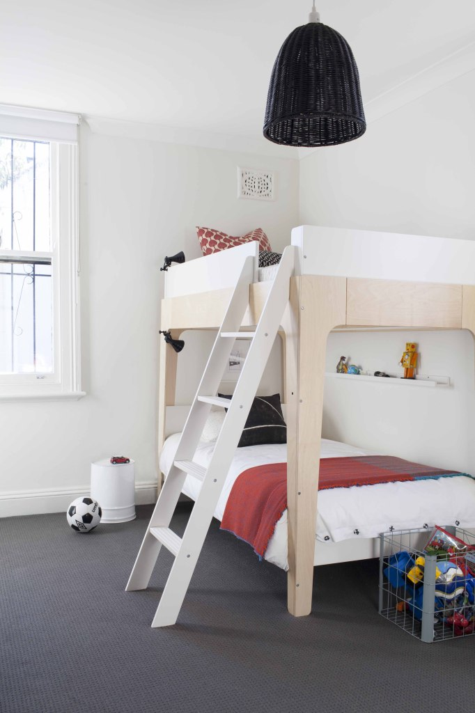 Melinda Clarke Interiors Paddington Home Kids Room