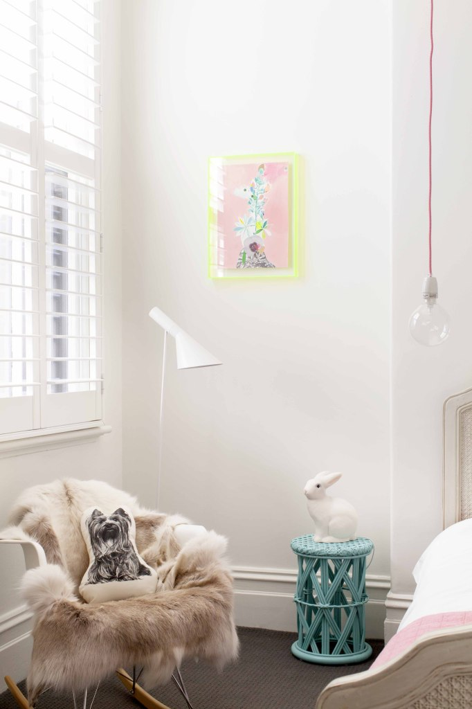 Melinda Clarke Paddington Terrace Interiors Kids Room