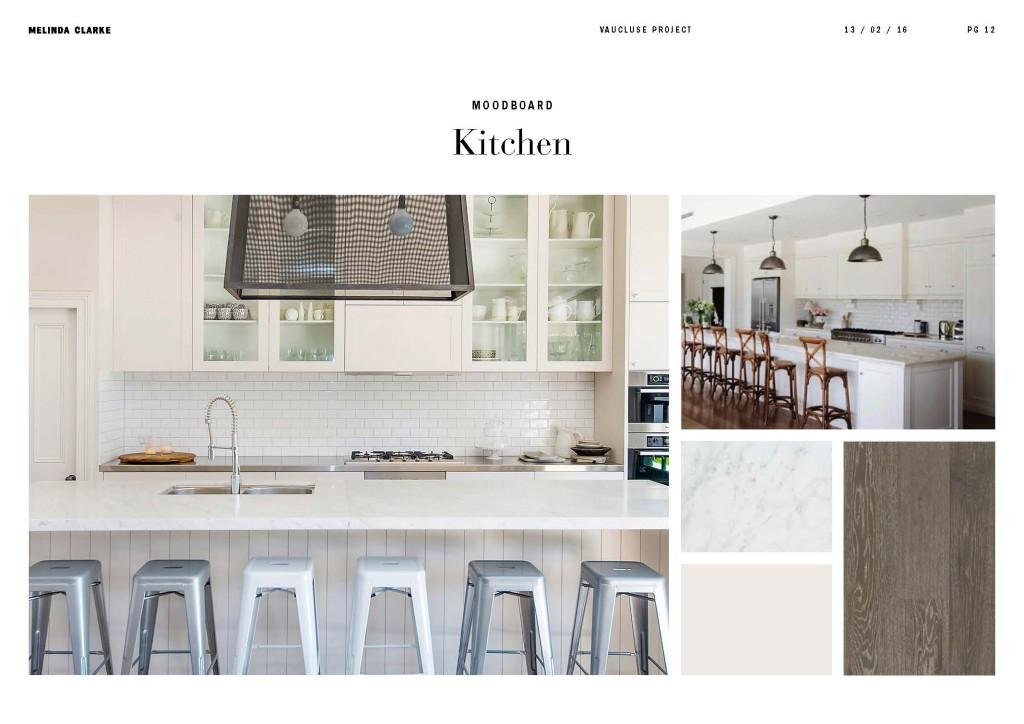 Melinda Clarke Interiors Vaucluse Kitchen