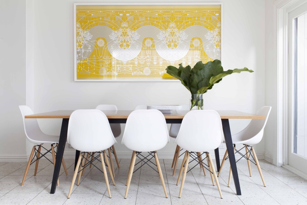 Melinda Clarke Interiors Paddington Terrace_Casual Dining Room