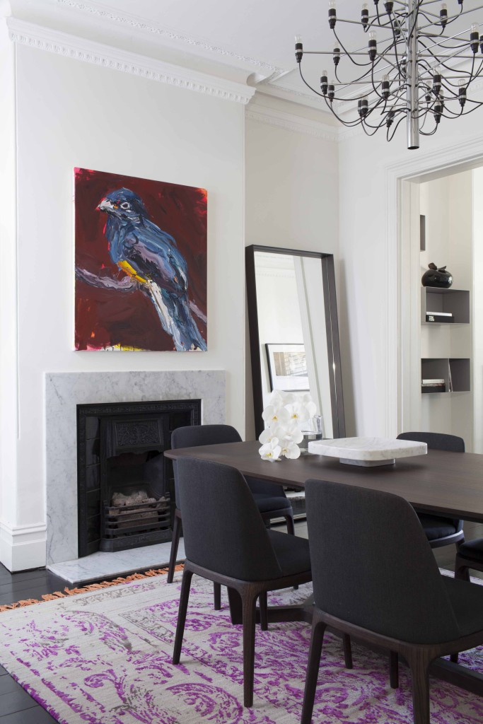 Melinda Clarke Interiors Paddington Terrace_Dining