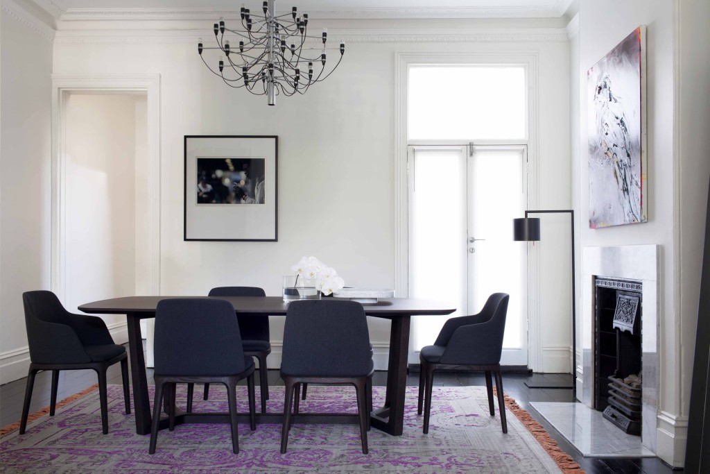 Melinda Clarke Interiors Paddington Terrace_Dining Room