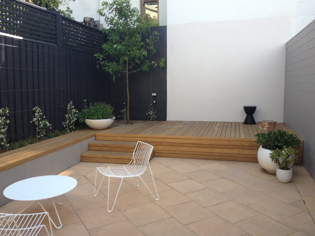 Courtyard Renovation Inspiration